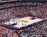 Carrier Dome basketball