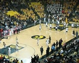 Carver-Hawkeye Arena basketball