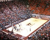 Cassell Coliseum basketball