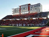 Centennial Bank Stadium football