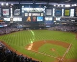 Chase Field baseball