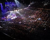 Chesapeake Energy Arena concert