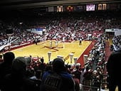 Coleman Coliseum basketball