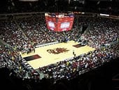 Colonial Life Arena basketball