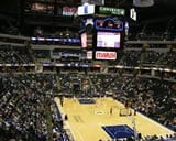 Bankers Life Fieldhouse basketball