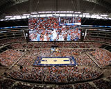 AT&T Stadium (Cowboys Stadium) basketball