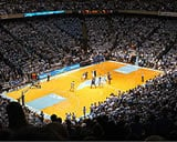 Dean Smith Center basketball