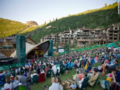 Deer Valley Outdoor Amphitheatre concert