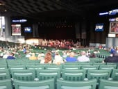 DTE Energy Music Theatre concert