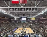 Dunkin Donuts Center basketball