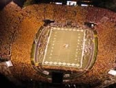 Faurot Field football