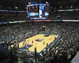 FedEx Forum basketball