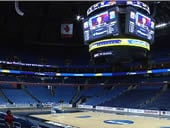 KeyBank Center basketball