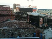 Great American Ball Park Concert