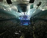 Greensboro Coliseum concert
