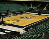 Greensboro Coliseum basketball