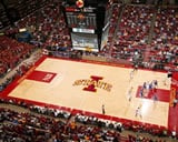 Hilton Coliseum basketball