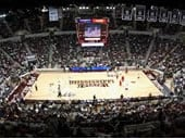 Humphrey Coliseum basketball