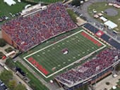Huskie Stadium football