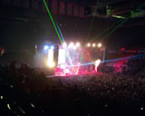 Joe Louis Arena concert