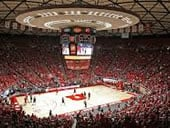 Jon M Huntsman Center basketball