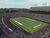 Jordan-Hare Stadium football