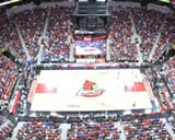 KFC Yum! Center basketball