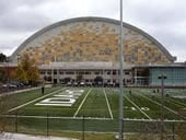 Kibbie Dome football