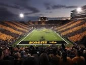 Kinnick Stadium football