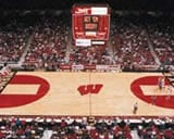 Kohl Center basketball