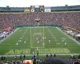 Lambeau Field football