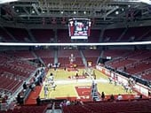Liacouras Center basketball