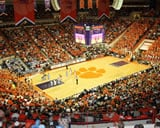 Littlejohn Coliseum basketball
