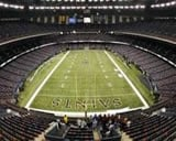 Superdome football