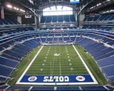 Lucas Oil Stadium football