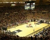 Mackey Arena basketball
