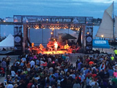 Maine State Pier Concert