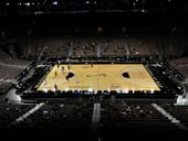 Mandalay Bay Events Center basketball