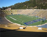 Memorial Stadium (Kansas) football