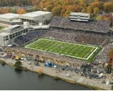 Michie Stadium football