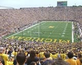 Michigan Stadium football