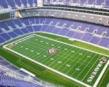 M&T Bank Stadium football
