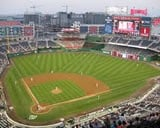 Nationals Park baseball