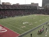 Nippert Stadium football