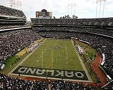 Oakland Coliseum football