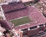Oklahoma Memorial Stadium football