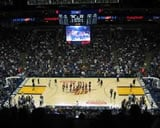 Oakland Arena basketball