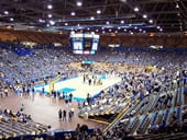 Pauley Pavilion basketball