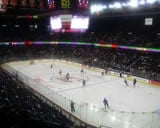Scotiabank Saddledome hockey
