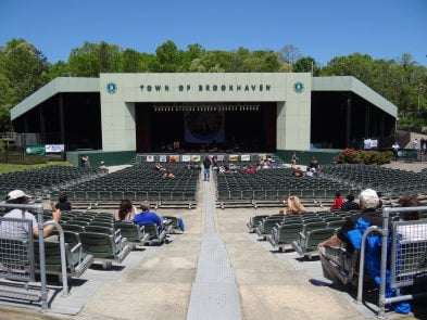 Long Island Community Hospital Amphitheater concert